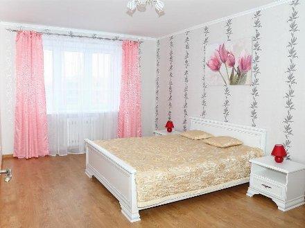 Сдам на длительный срок двухкомнатную квартиру на 3-м этаже 5-этажного дома площадью 58 кв. м. в Нарьян-Маре