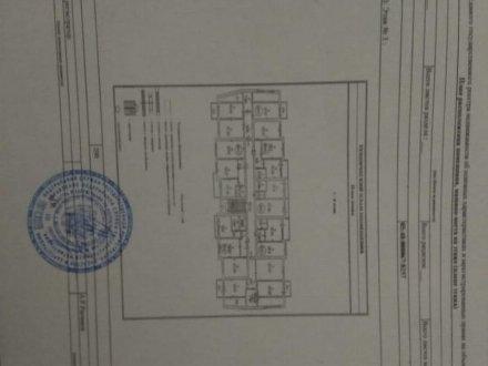 Продам однокомнатную квартиру на 11-м этаже 12-этажного дома площадью 43 кв. м. в Махачкале