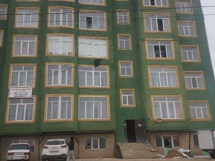 Продам однокомнатную квартиру на 3-м этаже 6-этажного дома площадью 48 кв. м. в Махачкале