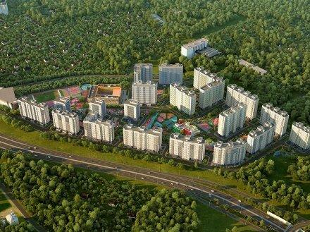 Продам студию на 12-м этаже 17-этажного дома площадью 30 кв. м. в Москве