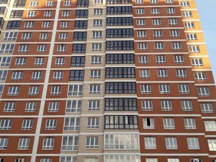 Продам однокомнатную квартиру на 4-м этаже 16-этажного дома площадью 33 кв. м. в Краснодаре