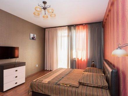 Сдам на длительный срок однокомнатную квартиру на 8-м этаже 15-этажного дома площадью 39 кв. м. в Благовещенске