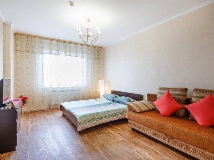 Сдам на длительный срок однокомнатную квартиру на 6-м этаже 9-этажного дома площадью 39 кв. м. в Благовещенске