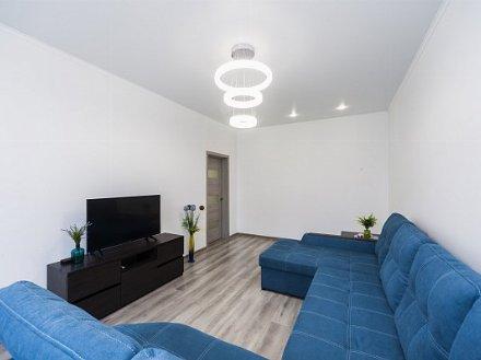 Сдам на длительный срок однокомнатную квартиру на 2-м этаже 5-этажного дома площадью 32 кв. м. в Биробиджане