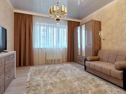 Продам однокомнатную квартиру на 5-м этаже 12-этажного дома площадью 48 кв. м. в Москве